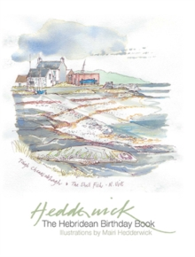 The Hebridean Birthday Book, Hardback Book