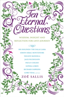 Ten Eternal Questions, Paperback Book