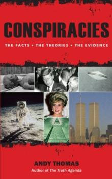 Ultimate Guide to Conspiracies, Paperback Book
