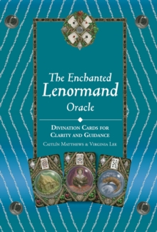 Enchanted Lenormand Oracle Cards, Dumpbin - empty Book