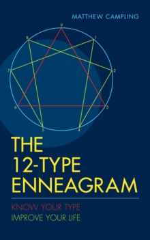 12-Type Enneagram: Secrets of the Pysche, Paperback Book