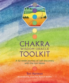 Chakra Wisdom Oracle Toolkit, Paperback Book