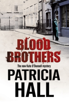 Blood Brothers: a British Mystery Set in London of the Swinging 1960s, Hardback Book