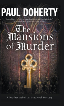 The Mansions of Murder : A Medieval Mystery, Hardback Book