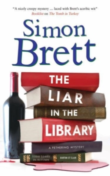 The Liar in the Library, Hardback Book