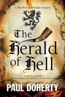 The Herald of Hell : A Mystery Set in Medieval London, Paperback Book