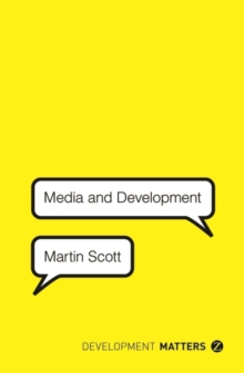 Media and Development, Paperback Book