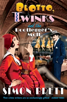 Blotto, Twinks and the Bootlegger's Moll, Paperback Book
