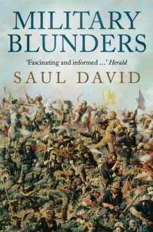 Military Blunders, Paperback / softback Book