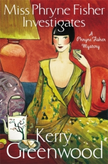 Miss Phryne Fisher Investigates, Paperback / softback Book