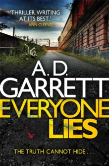 Everyone Lies, Hardback Book