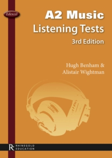 Edexcel A2 Music Listening Tests, Paperback Book