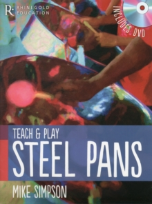Teach and Play Steel Pans, Mixed media product Book