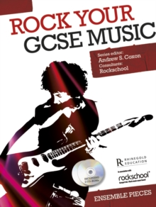 Rock Your GCSE Music Ensemble Pieces, Mixed media product Book