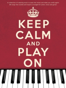 Keep Calm And Play On, Paperback Book