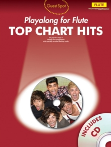 Guest Spot : Top Chart Hits - Flute, Paperback Book