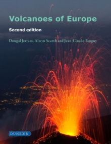 Volcanoes of Europe, Paperback Book