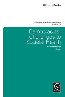 Democracies : Challenges to Societal Health, Hardback Book