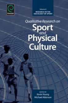 Qualitative Research on Sport and Physical Culture, Hardback Book