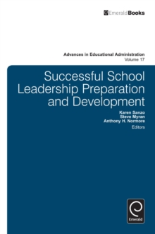 Successful School Leadership Preparation and Development, Hardback Book