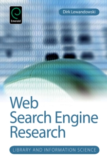 Web Search Engine Research, Hardback Book