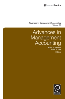 Advances in Management Accounting, EPUB eBook