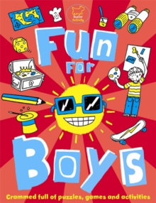 Fun for Boys, Paperback Book