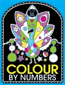 Colour By Numbers, Paperback Book