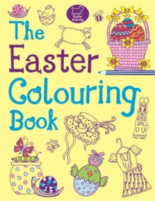 The Easter Colouring Book, Paperback Book