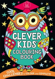 Clever Kids' Colouring Book, Paperback / softback Book