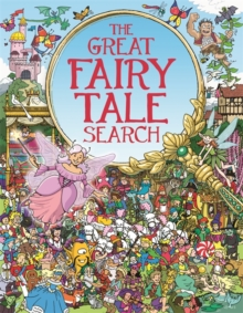 The Great Fairy Tale Search, Hardback Book