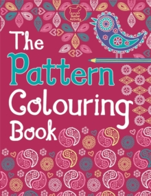 The Pattern Colouring Book, Paperback / softback Book
