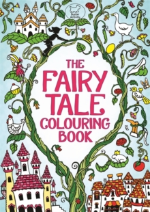The Fairy Tale Colouring Book, Paperback Book