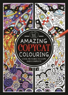 Amazing Copycat Colouring, Paperback Book