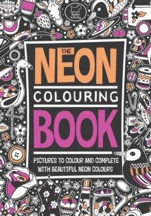 The Neon Colouring Book, Paperback Book