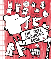 The Cute Colouring Book, Paperback Book