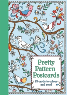 Pretty Pattern Postcards, Postcard book or pack Book