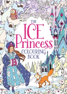 The Ice Princess Colouring Book, Paperback Book