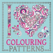 I Heart Colouring: Patterns, Paperback Book