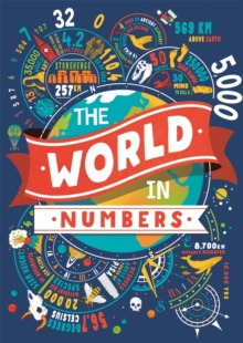The World in Numbers, Paperback / softback Book