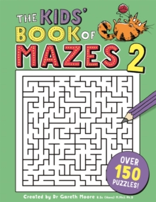 The Kids' Book of Mazes 2, Paperback / softback Book