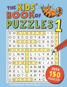 The Kids' Book of Puzzles 1, Paperback / softback Book