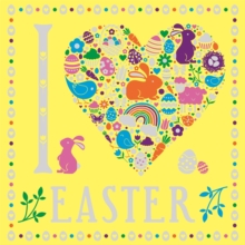 I Heart Easter, Paperback / softback Book