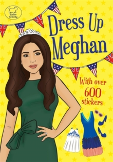 Dress Up Meghan, Paperback / softback Book