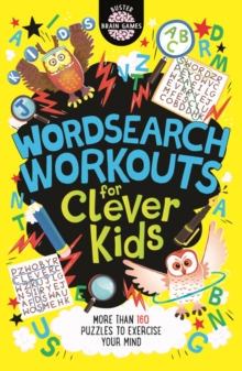 Wordsearch Workouts for Clever Kids, Paperback / softback Book