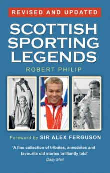 Scottish Sporting Legends, Paperback Book