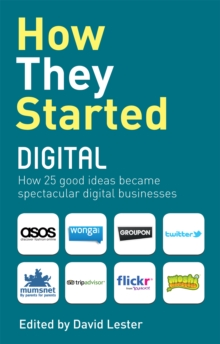 How They Started Digital, Paperback / softback Book