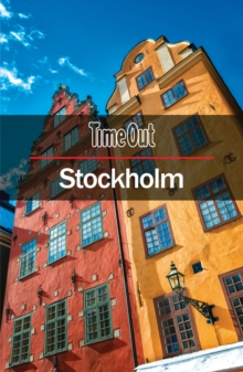 Time Out Stockholm City Guide : Travel Guide with Pull-out Map, Paperback / softback Book