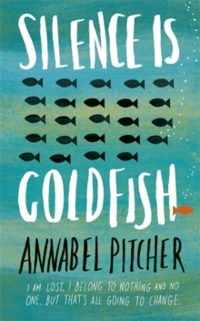 Silence is Goldfish, Hardback Book
