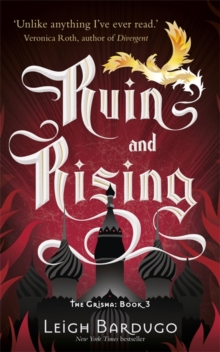 The Grisha: Ruin and Rising : Book 3, Paperback Book